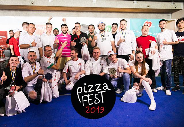PIZZA FEST 2019: ПЕРЕМОЖЦІВ ОБРАНО!