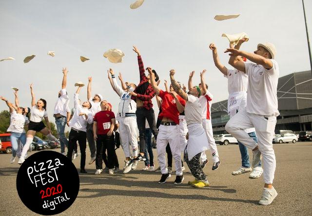 Pizza Fest 2020 збирає учасників
